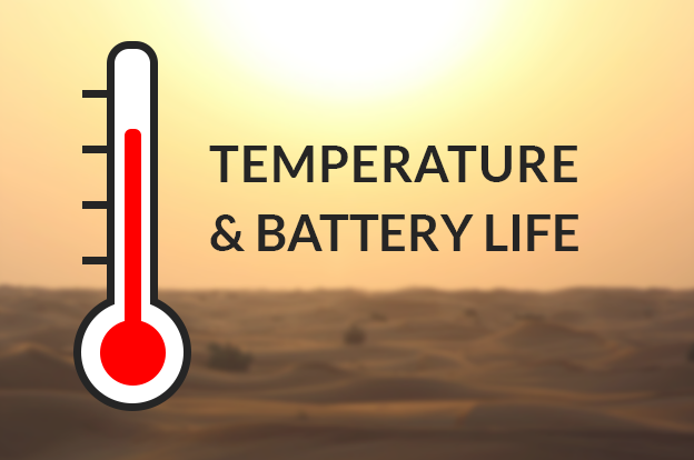 The Role of Temperature in Battery Life