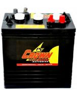 Crown CR-205 Group GC2 6V 205 AH Battery