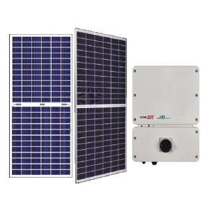 SolarEdge-Canadian Solar 10kW Solar Grid Tied System