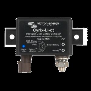Victron Cyrix-Li-CT 12/24V-120A Combiner