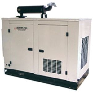 Gillette Diesel 30KW Standby Generator with Housing