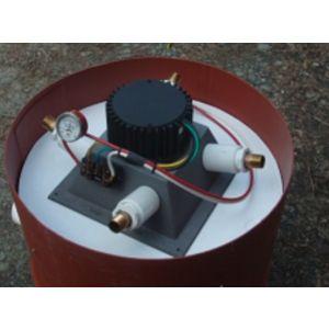 Hi Power Hydro PM Alternator 4 Nozzle 48V