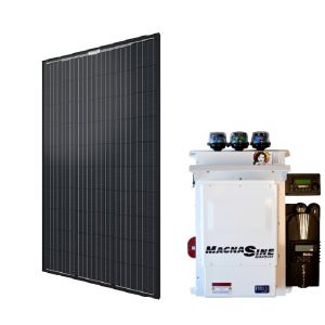 The Cottage 1.5kW QCell-Magnum System Kit