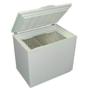 SunDanzer DCF165 5.8 CU Ft 12/24Volt Freezer