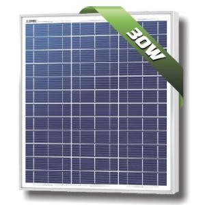 SolarLand 30W Poly 12Volt Silver SLP030-12C