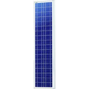 SolarLand 70W Slim Poly 12Volt Silver SLP070-12M