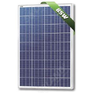SolarLand 85W Poly 12Volt Silver SLP085-12U