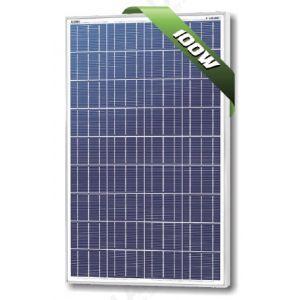 SolarLand 100W Poly 12Volt Silver SLP100-12U