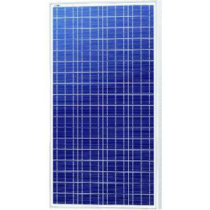 SolarLand 120W Poly 24Volt Silver SLP120-24U
