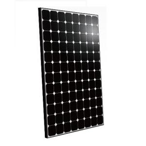 Canadian Solar 310 Watt Mono Black Frame White Backsheet